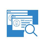 SNSアカウントプロファイリング